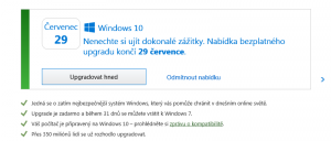 Windows 10 Odmitnout Nabidku