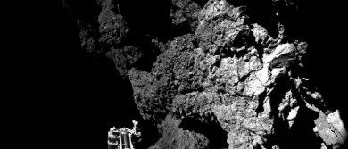 Panoramaticky Snimek Komety P 67
