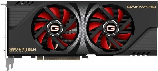 Gainward GeForce GTX 570 Golden Sample Goes Like Hell
