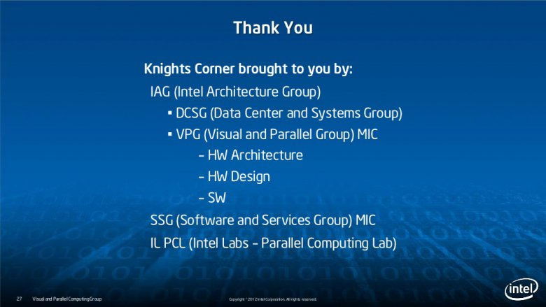 Intel Xeon Phi slide-27