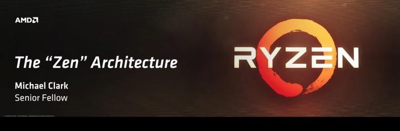 Ryzen Architecture 01