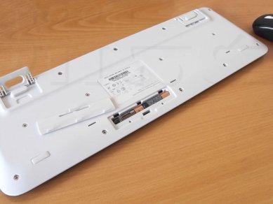06 Ms Wireless Keyboard 800 Spodek Klavesnice