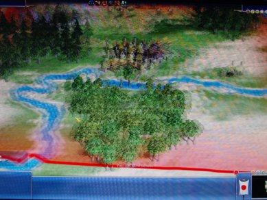 Nvidia 3D Vision: ~25% 3D efekt v Civilization IV