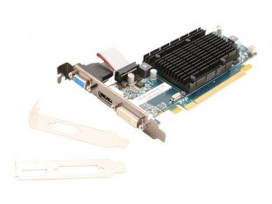 Sapphire Radeon HD 5450 512MB DDR3 s DisplayPortem