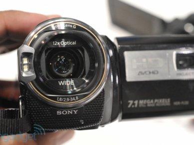 Sony HDR-PJ50V
