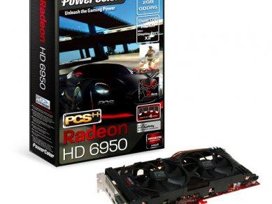 PowerColor Radeon HD 6950 PCS+ Call of Duty Edition