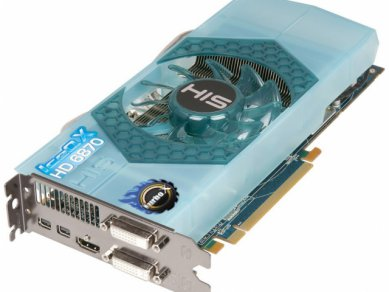 HIS Radeon HD 6870 IceQ X Turbo X