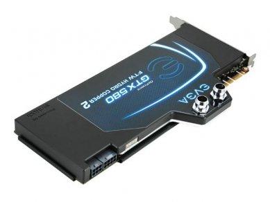 EVGA GeForce GTX 580 3072MB Hydro Copper 2