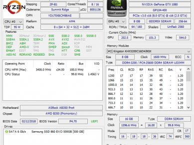 Test: AMD Ryzen 5 2600 vs 8 procesorů - Představení ostatních