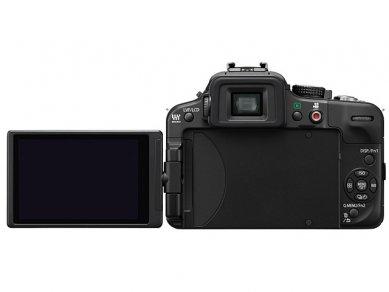 Panasonic Lumix DMC G3 výkopné LCD