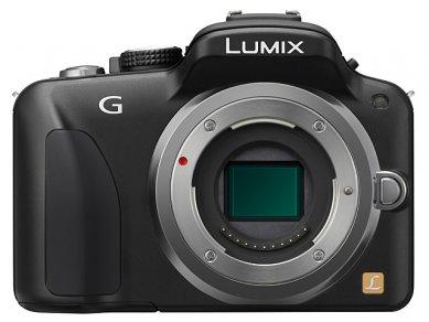 Panasonic Lumix DMC G3 bajonet