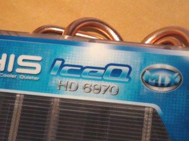HIS Radeon HD 6970 IceQ MIX logo
