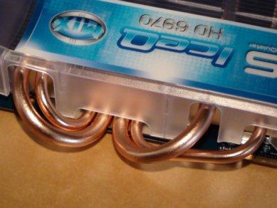 HIS Radeon HD 6970 IceQ MIX chlazení