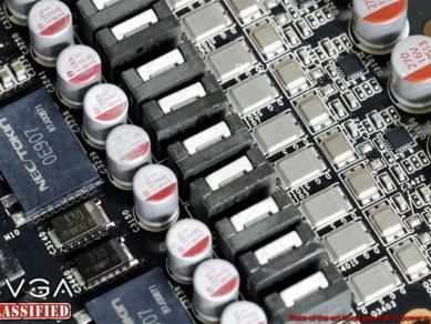 EVGA GeForce GTX 580 Classified - VRM