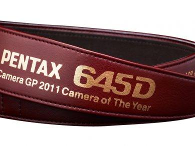 Pentax 645D Limited Edition Grand Prix - popruh