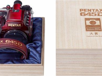 Pentax 645D Limited Edition Grand Prix - krabice