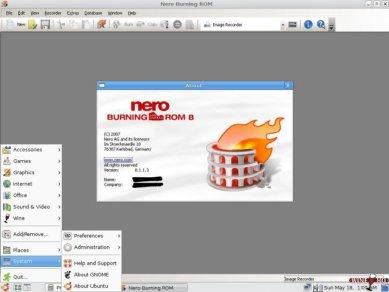 Wine - Nero 8 'portable'