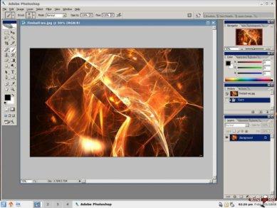 Wine - Adobe Photoshop CS2