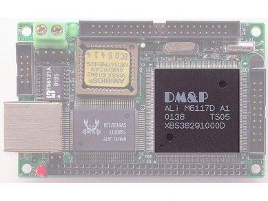 Ukázka využití ALi M6117D