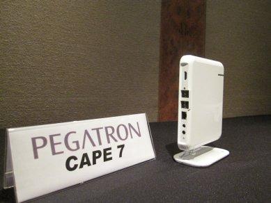Pegatron Cape 7