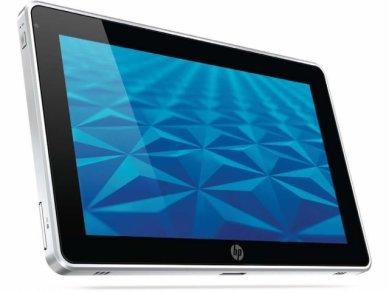 Hewlet-Packard Slate 500 tablet PC