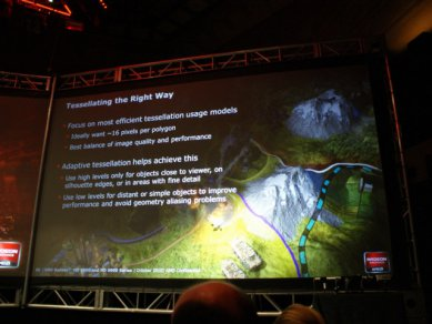 Prezentace AMD Radeonů HD 6900: Tesselation the right way
