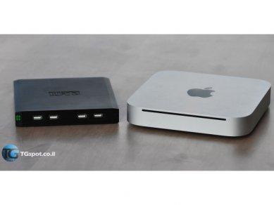 """CompuLab Fit-PC3 s procesorem AMD """"Fusion"""" APU - srovnání s Apple Mac Mini"""