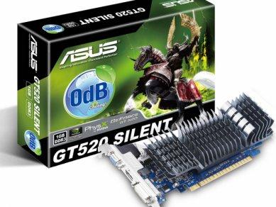 Nvidia GeForce GT 520 - ASUS