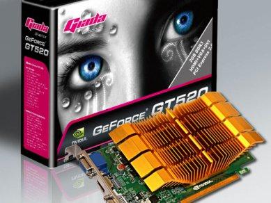 Nvidia GeForce GT 520 - Giada
