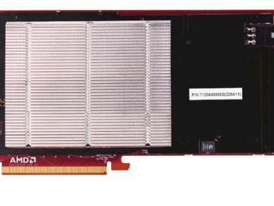 AMD FirePro S7000 top