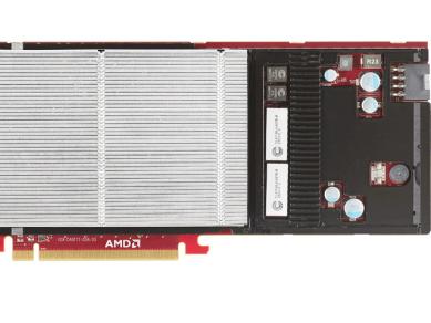AMD FirePro S9000 top