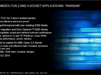 AMD Server Roadmap 2013 2014 05
