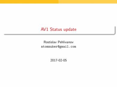 Av 1 Update 01