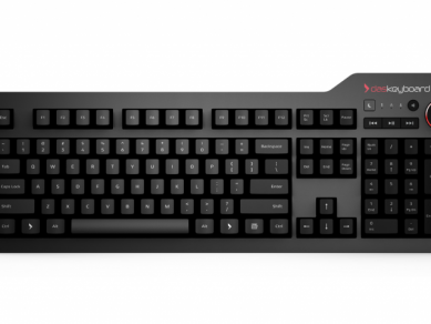 Daskeyboard 4 Professional Front View