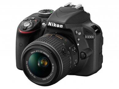 Nikon D3300 - Obrázek 5