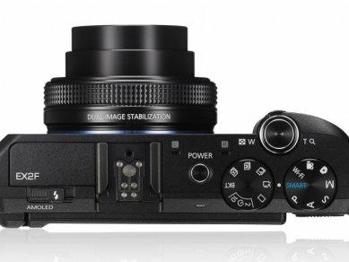Samsung EX2F - Obrázek 5