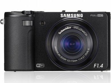 Samsung EX2F - Obrázek 2