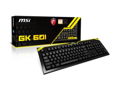 MSI GK-601 - Obrázek 1