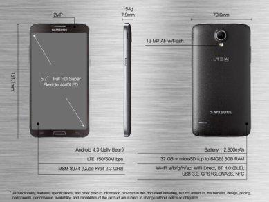 Samsung Galaxy Round - Obrázek 6