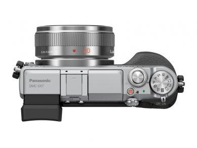 Panasonic Lumix DMC-GX7 - Obrázek 4