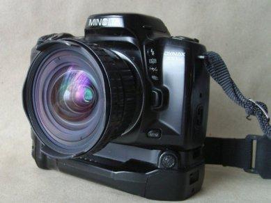 Minolta Dynax 700si + MC Mir 20mm F3.5