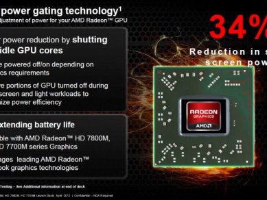 AMD Radeon HD 7000M - slide 17