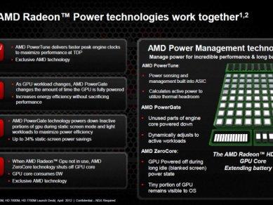 AMD Radeon HD 7000M - slide 20
