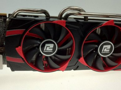 PowerColor Radeon HD 7970 Vortex II chladic 2. verze