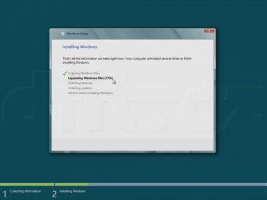 Windows 8 Consumer Preview - instalace