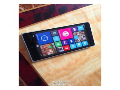 Lumia 830 Front Face Wide