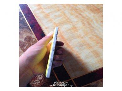 Lumia 830 Side Wide