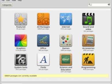 Linux Mint 16 - společné věci - Obrázek 5