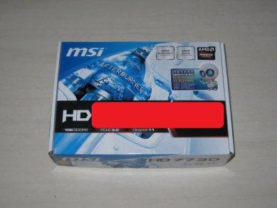 MSI Radeon HD 7730 01