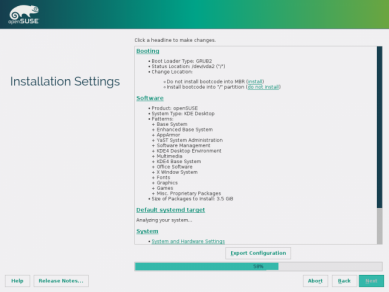 Opensuse 132 Install Overview 13